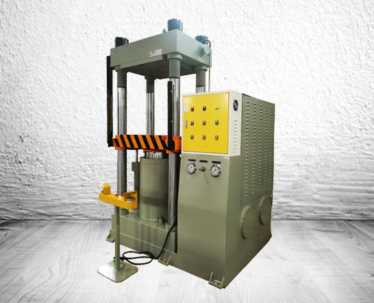 custom powder compaction press