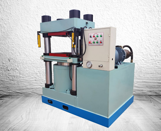 hydraulic coining press