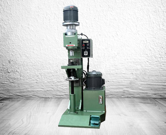 hydraulic riveting press