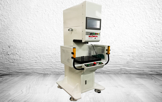 Lexson C frame electric 2 ton servo press machine