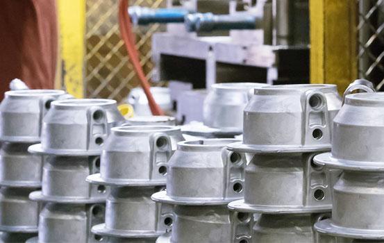hydraulic trim press