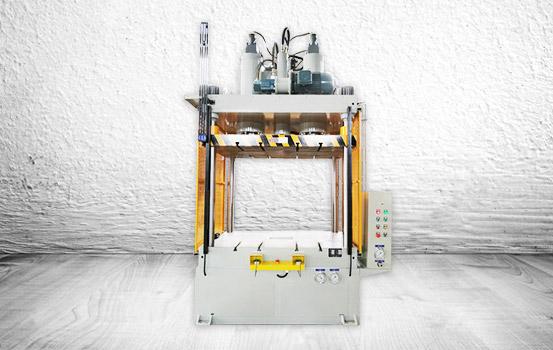 4 post hydraulic 32 ton trim press