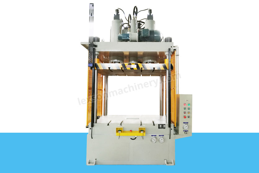 32 ton 4 post hydraulic trim press