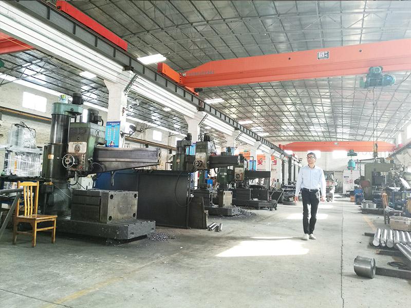 automated hydraulic press