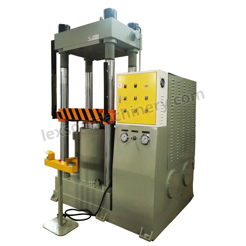 Powder Compaction Press - Hydraulic Powder Compacting Press