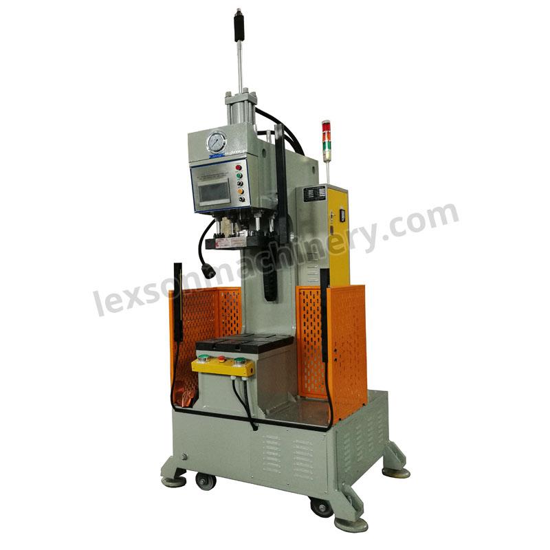 hydraulic benchtop press