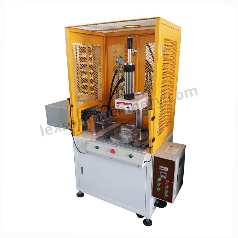 custom pneumatic press machine