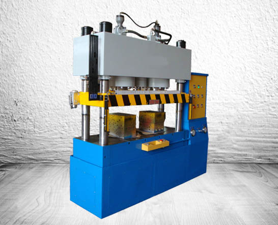 hydraulic punching blanking press machine