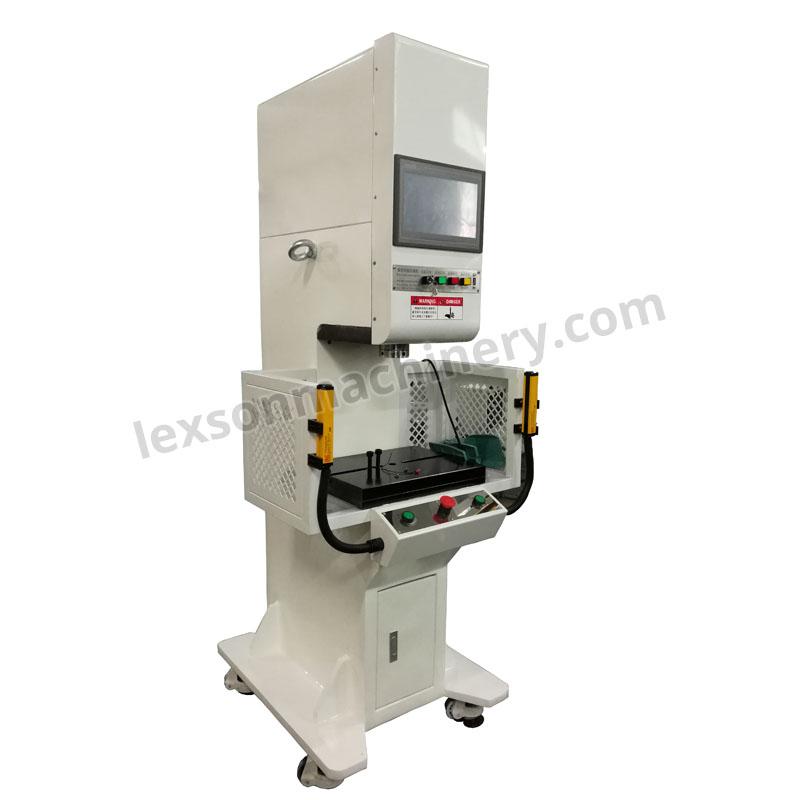 electric servo press