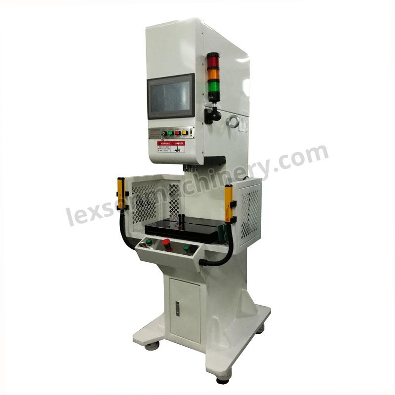 servo electric press machine