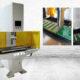 electric servo press machine