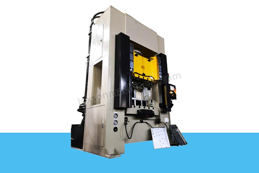 servo driven hydraulic press