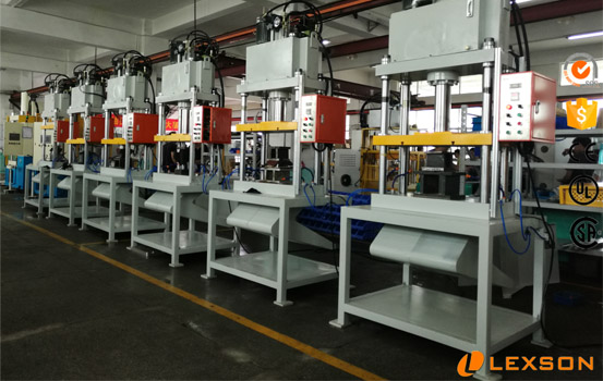 customized 25 ton hydraulic trim press