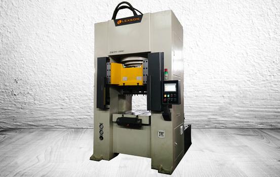 metal stamping press machine