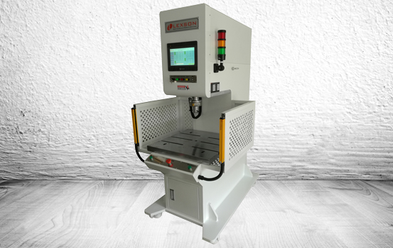 1 ton electric servo press machine