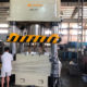 custom-made 4 post hydraulic press machine
