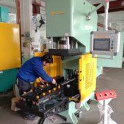 C-frame-30-ton-hydraulic-press-machine