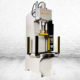 10 ton servo hydraulic c frame precision press machine