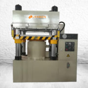 up stroke 500 ton hydraulic press jigsaw puzzle cutting machine
