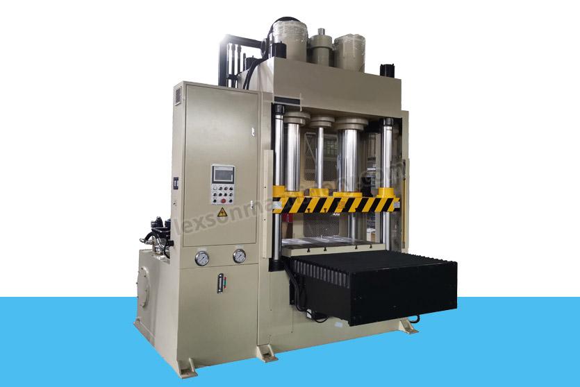 custom-made shuttle table hydraulic press