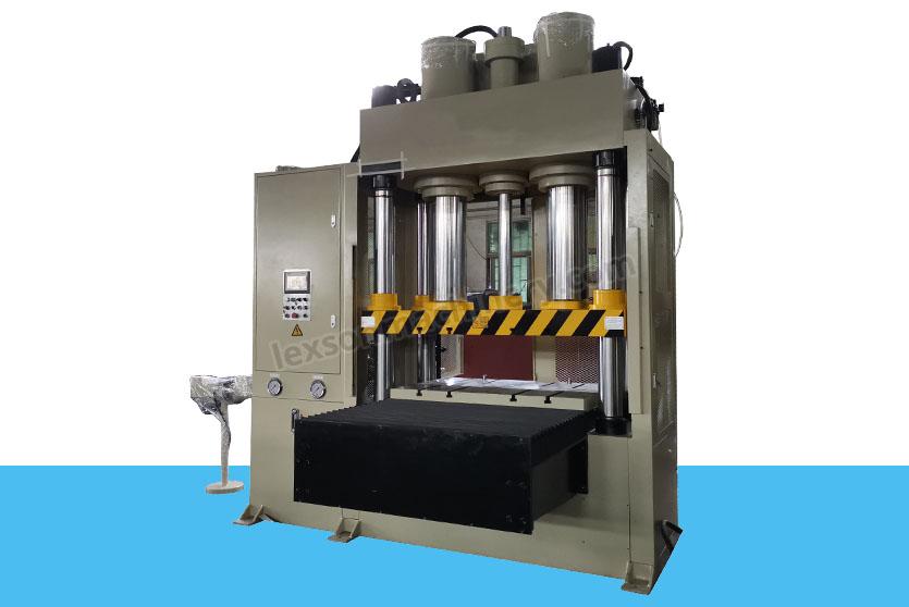 250 ton shuttle table hydraulic press