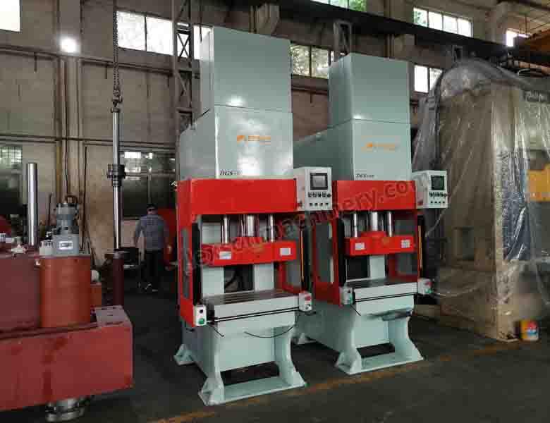 c frame hydraulic press machine manufacturers
