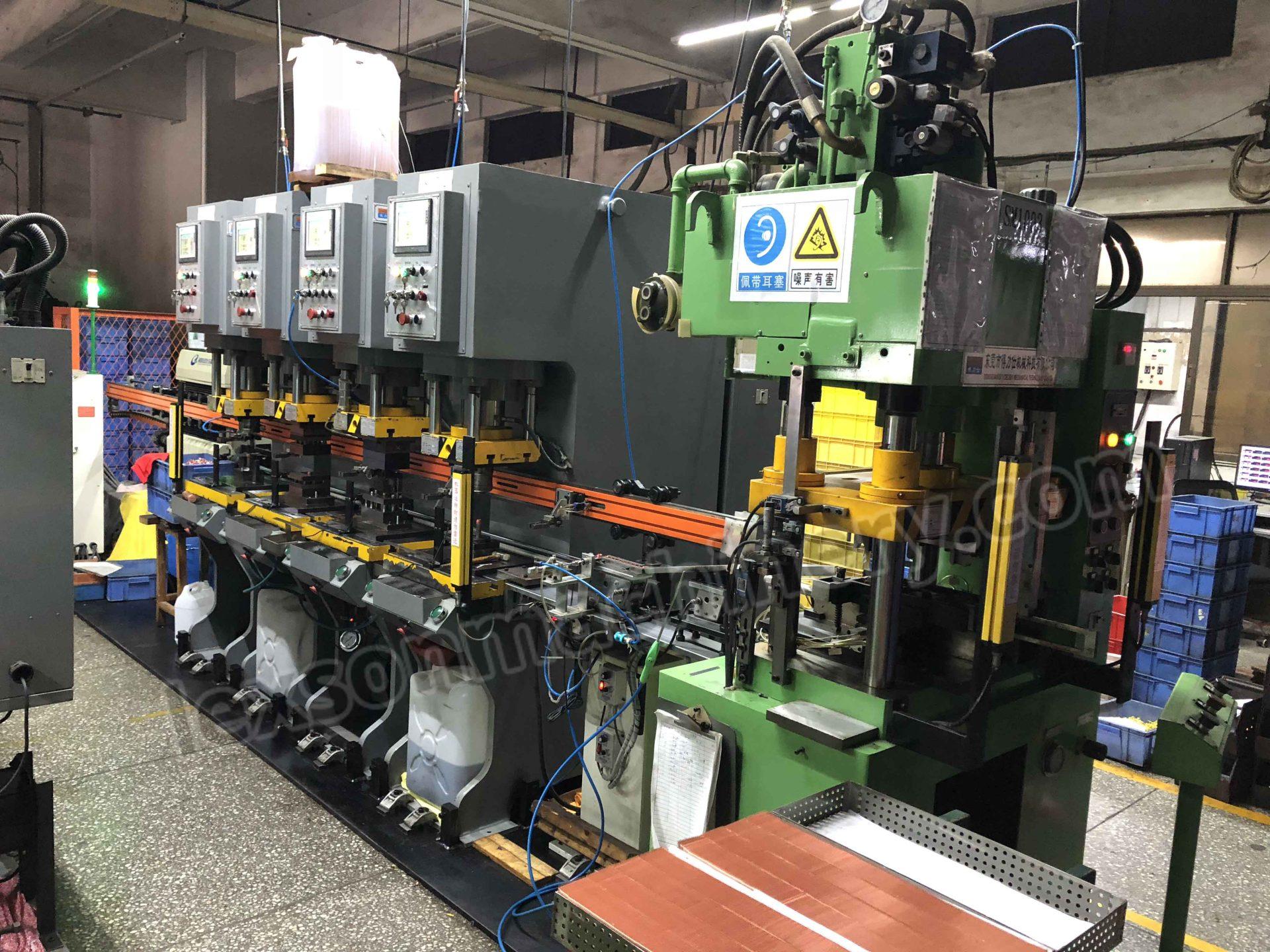 custom c frame press machine manufacturers