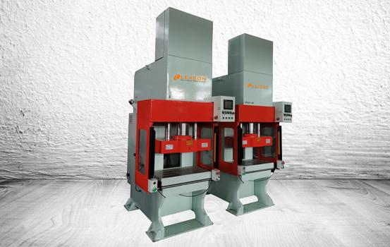 custom c frame hydraulic press machine manufacturers